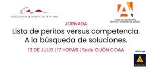 jornada colegio de arquitectos de asturias